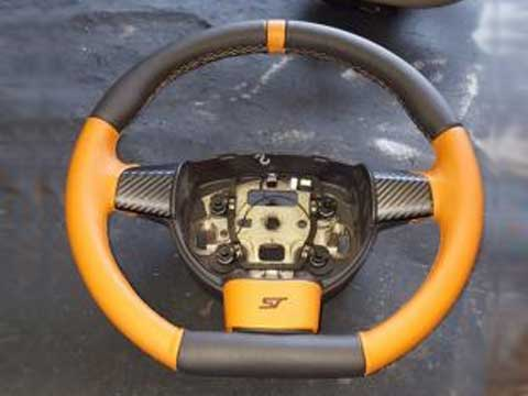 Ford ST Steering Wheels