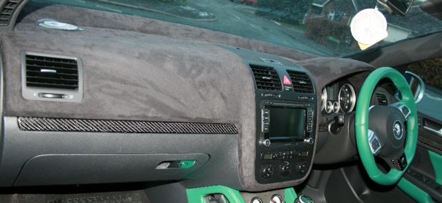 Golf Mk5 Interior D Haden Upholstery