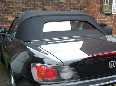 Convertible Roof Repair Walsall West Midlands D Haden Upholstery